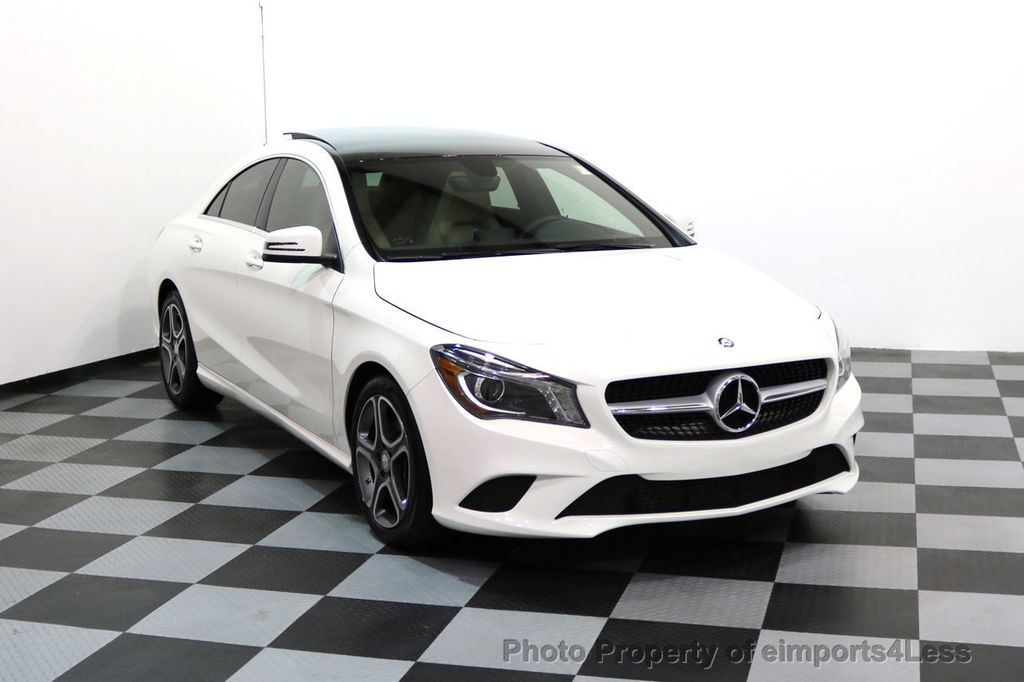 2014 Mercedes-Benz CLA CERTIFIED CLA250 4Matic AWD PANO XENONS NAVIGATION - 17275676 - 1