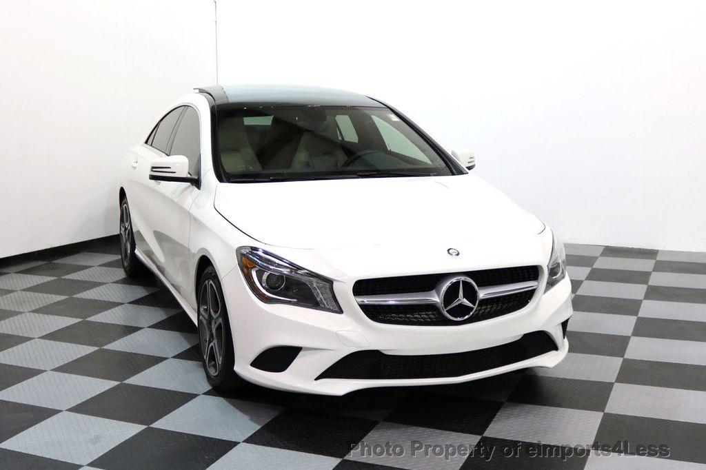 2014 Mercedes-Benz CLA CERTIFIED CLA250 4Matic AWD PANO XENONS NAVIGATION - 17275676 - 27