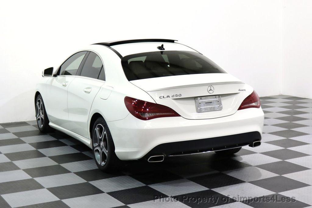 2014 Mercedes-Benz CLA CERTIFIED CLA250 4Matic AWD PANO XENONS NAVIGATION - 17275676 - 2