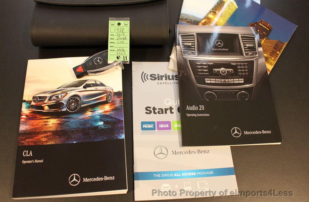 2014 Mercedes-Benz CLA CERTIFIED CLA250 4Matic AWD PANO XENONS NAVIGATION - 17275676 - 37