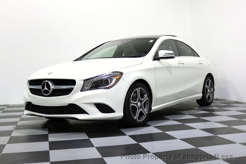 2014 Mercedes-Benz CLA CERTIFIED CLA250 4Matic AWD PANO XENONS NAVIGATION - 17275676 - 41