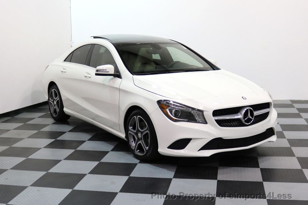 2014 Mercedes-Benz CLA CERTIFIED CLA250 4Matic AWD PANO XENONS NAVIGATION - 17275676 - 42
