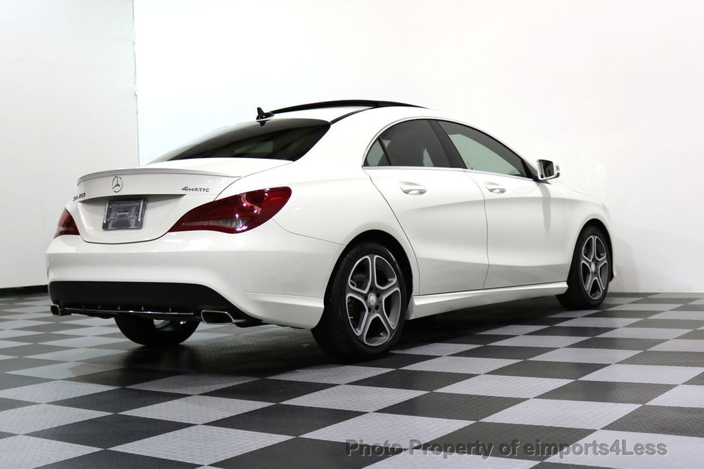 2014 Mercedes-Benz CLA CERTIFIED CLA250 4Matic AWD PANO XENONS NAVIGATION - 17275676 - 44