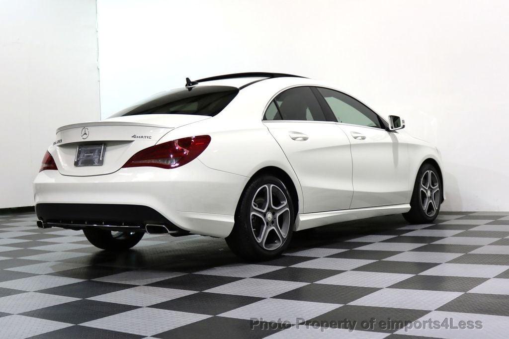 2014 Mercedes-Benz CLA CERTIFIED CLA250 4Matic AWD PANO XENONS NAVIGATION - 17275676 - 44