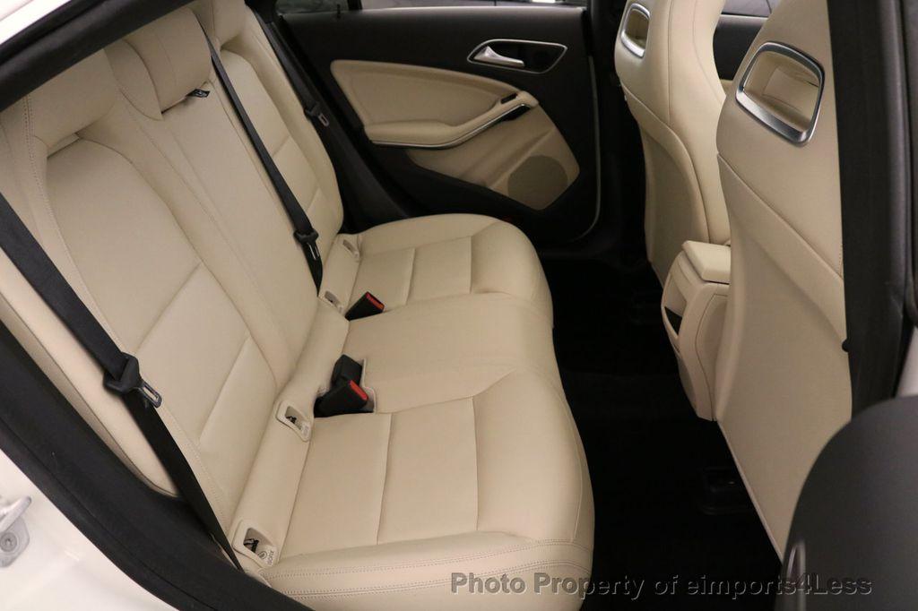 2014 Mercedes-Benz CLA CERTIFIED CLA250 4Matic AWD PANO XENONS NAVIGATION - 17275676 - 48