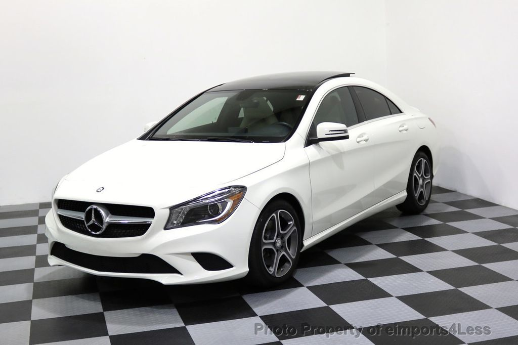 2014 Mercedes-Benz CLA CERTIFIED CLA250 4Matic AWD PANO XENONS NAVIGATION - 17275676 - 50