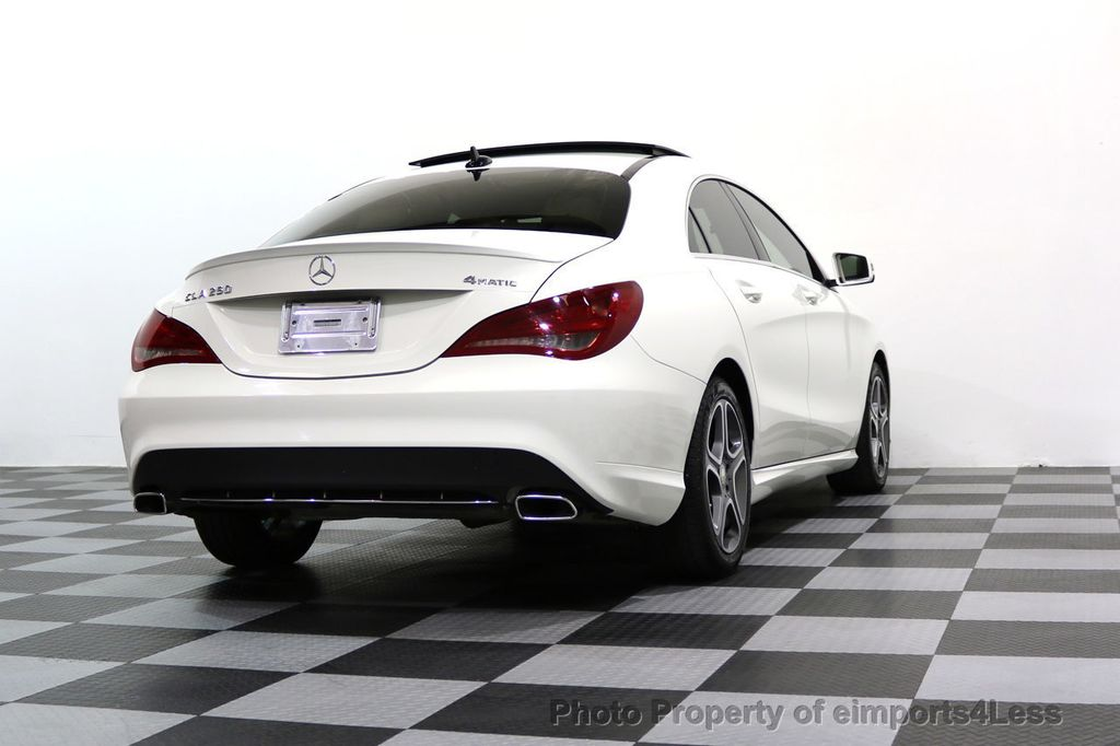 2014 Mercedes-Benz CLA CERTIFIED CLA250 4Matic AWD PANO XENONS NAVIGATION - 17275676 - 52