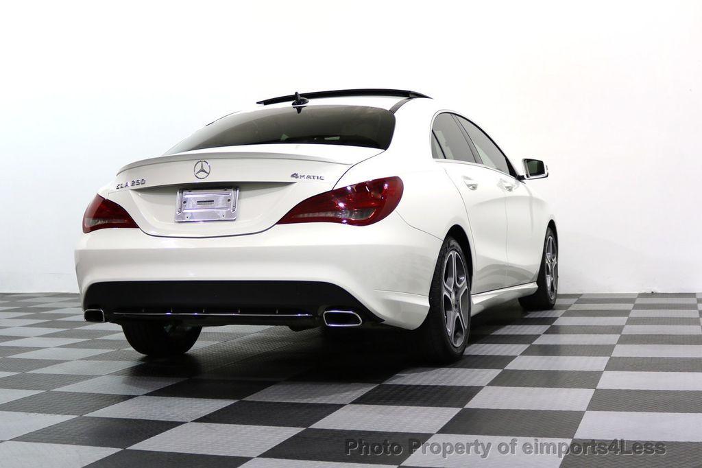 2014 Mercedes-Benz CLA CERTIFIED CLA250 4Matic AWD PANO XENONS NAVIGATION - 17275676 - 52