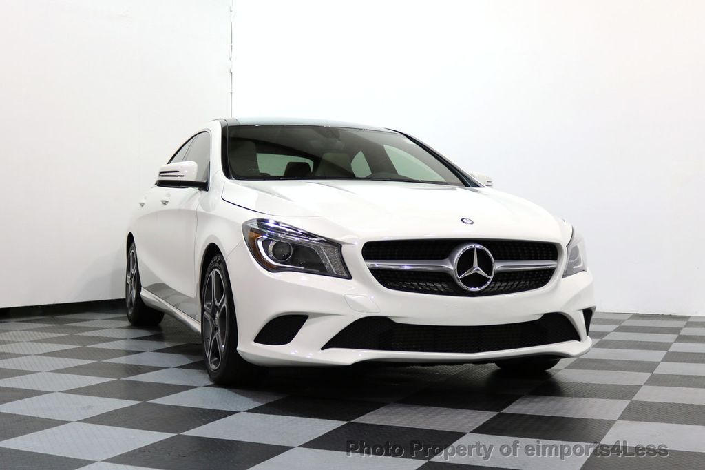 2014 Mercedes-Benz CLA CERTIFIED CLA250 4Matic AWD PANO XENONS NAVIGATION - 17275676 - 53