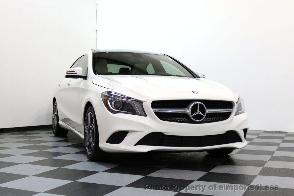 2014 Mercedes-Benz CLA CERTIFIED CLA250 4Matic AWD PANO XENONS NAVIGATION - 17275676 - 53