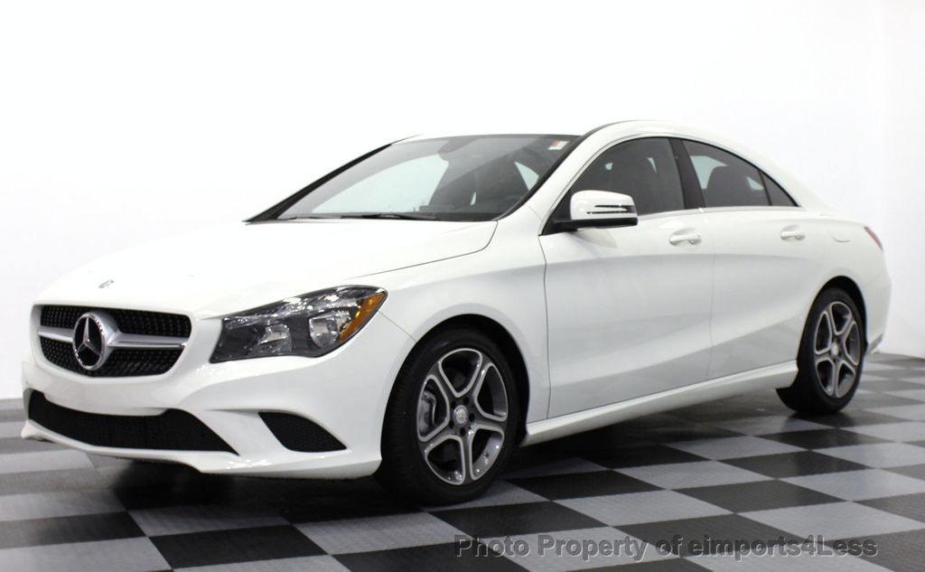 2014 Mercedes-Benz CLA CERTIFIED CLA250 4Matic AWD SEDAN NAVIGATION - 15579549 - 0