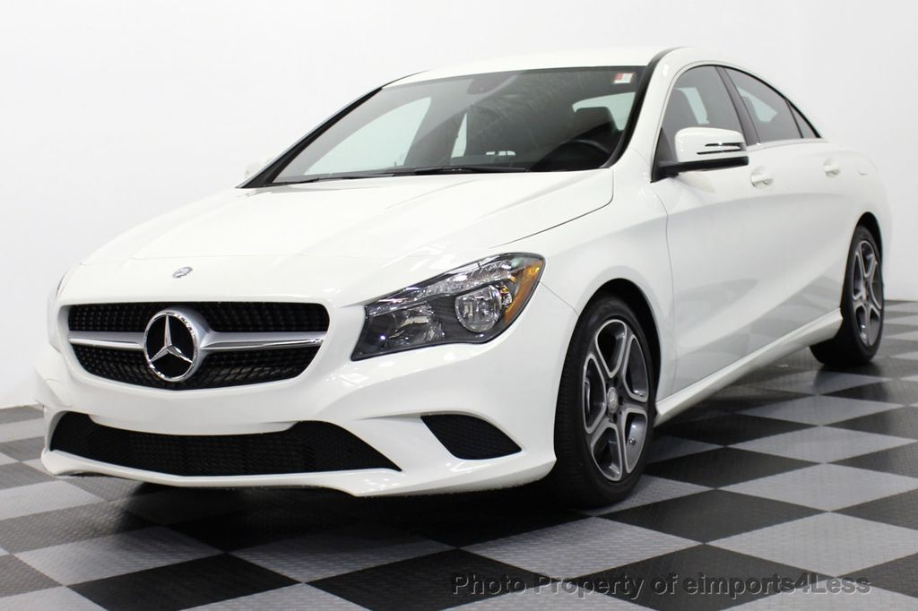 2014 Mercedes-Benz CLA CERTIFIED CLA250 4Matic AWD SEDAN NAVIGATION - 15579549 - 12