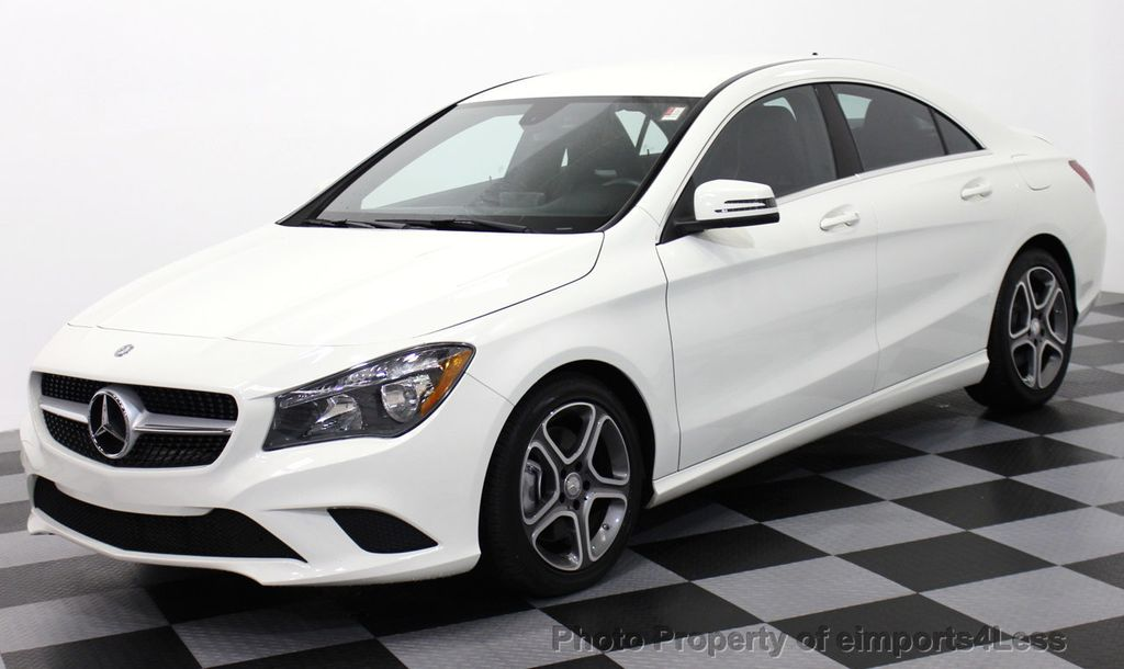 2014 Mercedes-Benz CLA CERTIFIED CLA250 4Matic AWD SEDAN NAVIGATION - 15579549 - 13