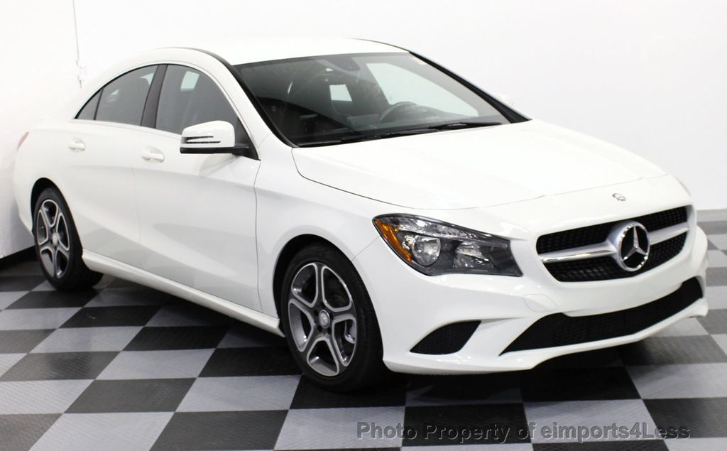 2014 Mercedes-Benz CLA CERTIFIED CLA250 4Matic AWD SEDAN NAVIGATION - 15579549 - 14