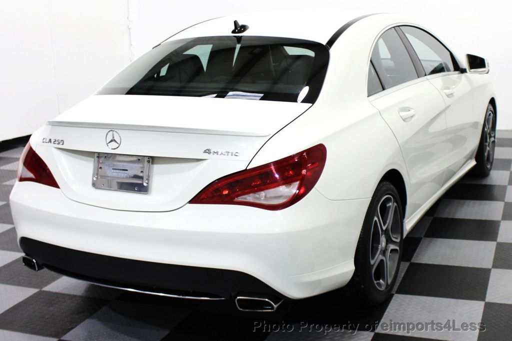 2014 Mercedes-Benz CLA CERTIFIED CLA250 4Matic AWD SEDAN NAVIGATION - 15579549 - 18