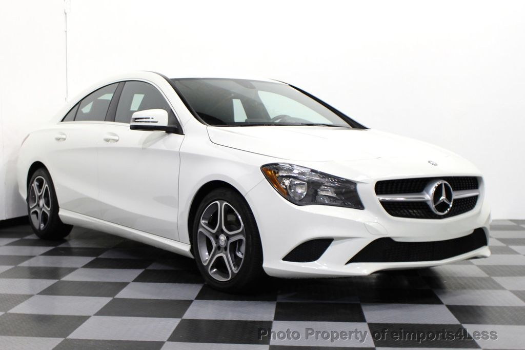 2014 Mercedes-Benz CLA CERTIFIED CLA250 4Matic AWD SEDAN NAVIGATION - 15579549 - 1