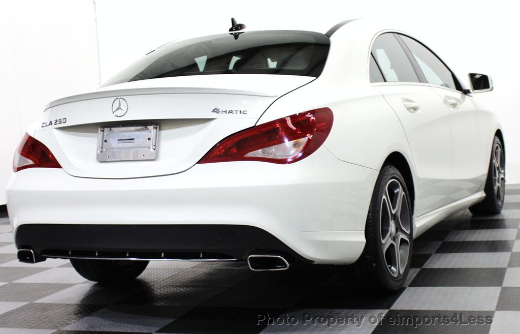 2014 Mercedes-Benz CLA CERTIFIED CLA250 4Matic AWD SEDAN NAVIGATION - 15579549 - 19