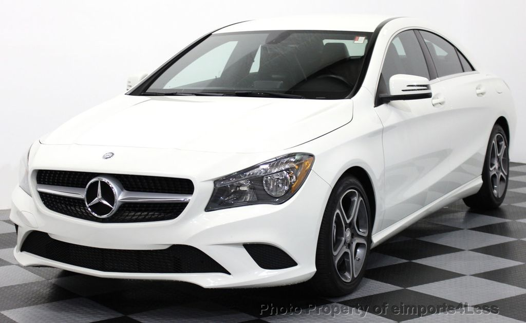 2014 Mercedes-Benz CLA CERTIFIED CLA250 4Matic AWD SEDAN NAVIGATION - 15579549 - 22