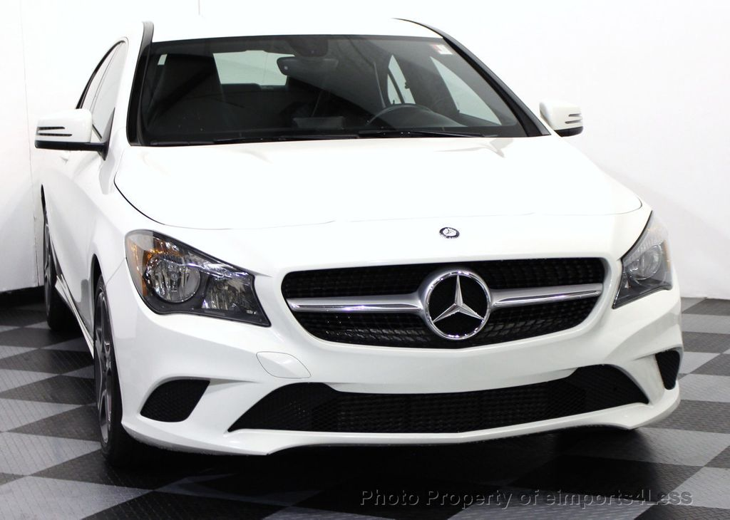 2014 Mercedes-Benz CLA CERTIFIED CLA250 4Matic AWD SEDAN NAVIGATION - 15579549 - 23