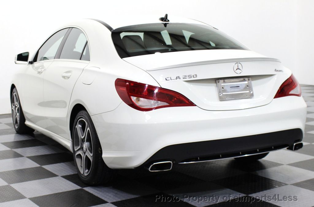 2014 Mercedes-Benz CLA CERTIFIED CLA250 4Matic AWD SEDAN NAVIGATION - 15579549 - 24