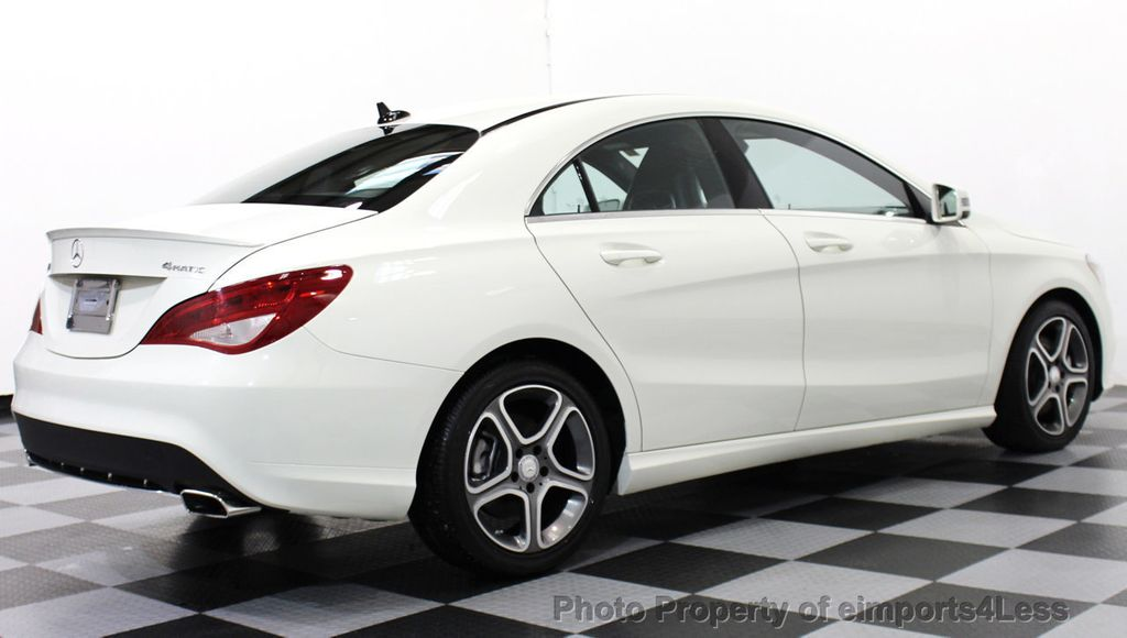 2014 Mercedes-Benz CLA CERTIFIED CLA250 4Matic AWD SEDAN NAVIGATION - 15579549 - 26