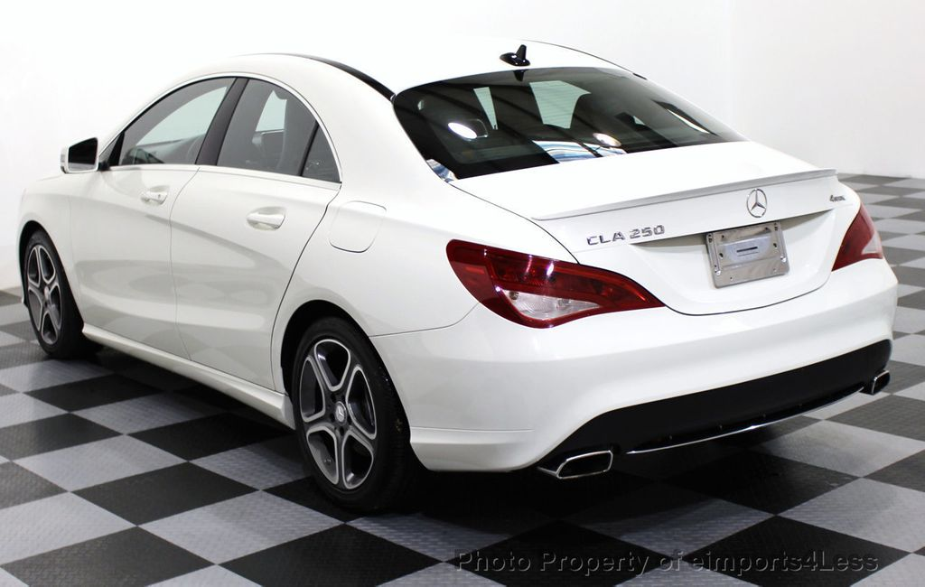 2014 Mercedes-Benz CLA CERTIFIED CLA250 4Matic AWD SEDAN NAVIGATION - 15579549 - 2