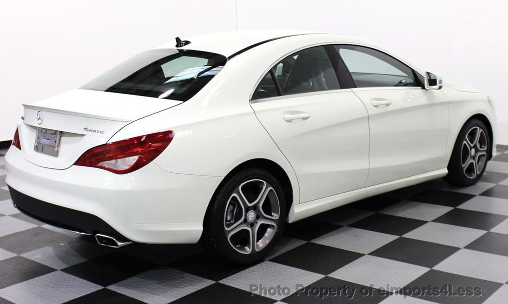 2014 Mercedes-Benz CLA CERTIFIED CLA250 4Matic AWD SEDAN NAVIGATION - 15579549 - 3