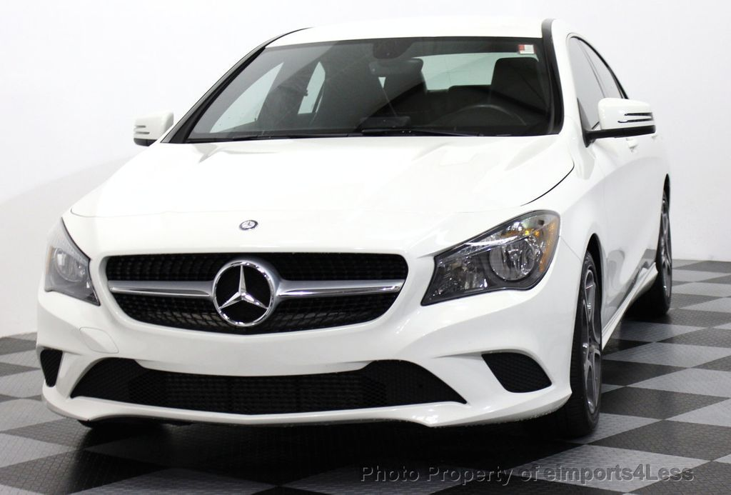 2014 Mercedes-Benz CLA CERTIFIED CLA250 4Matic AWD SEDAN NAVIGATION - 15579549 - 41
