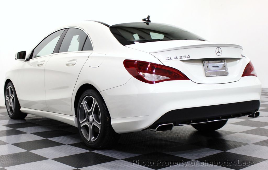 2014 Mercedes-Benz CLA CERTIFIED CLA250 4Matic AWD SEDAN NAVIGATION - 15579549 - 42