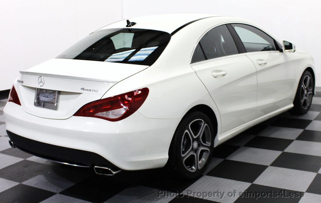2014 Mercedes-Benz CLA CERTIFIED CLA250 4Matic AWD SEDAN NAVIGATION - 15579549 - 43