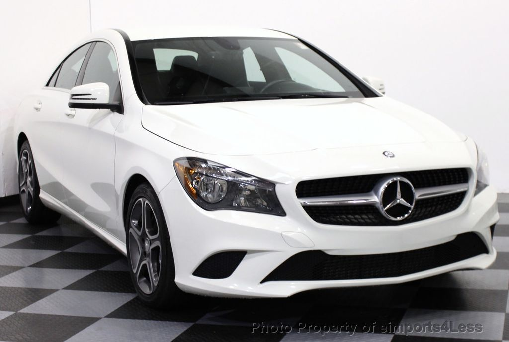2014 Mercedes-Benz CLA CERTIFIED CLA250 4Matic AWD SEDAN NAVIGATION - 15579549 - 46