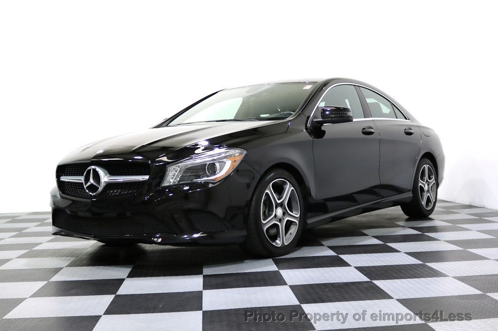 2014 Mercedes-Benz CLA CERTIFIED CLA250 4Matic AWD XENONS CAMERA NAVIGATION - 17369617 - 14