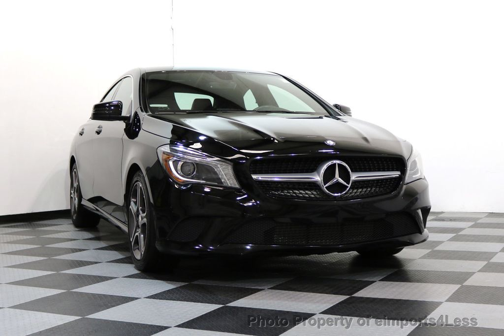 2014 Mercedes-Benz CLA CERTIFIED CLA250 4Matic AWD XENONS CAMERA NAVIGATION - 17369617 - 15