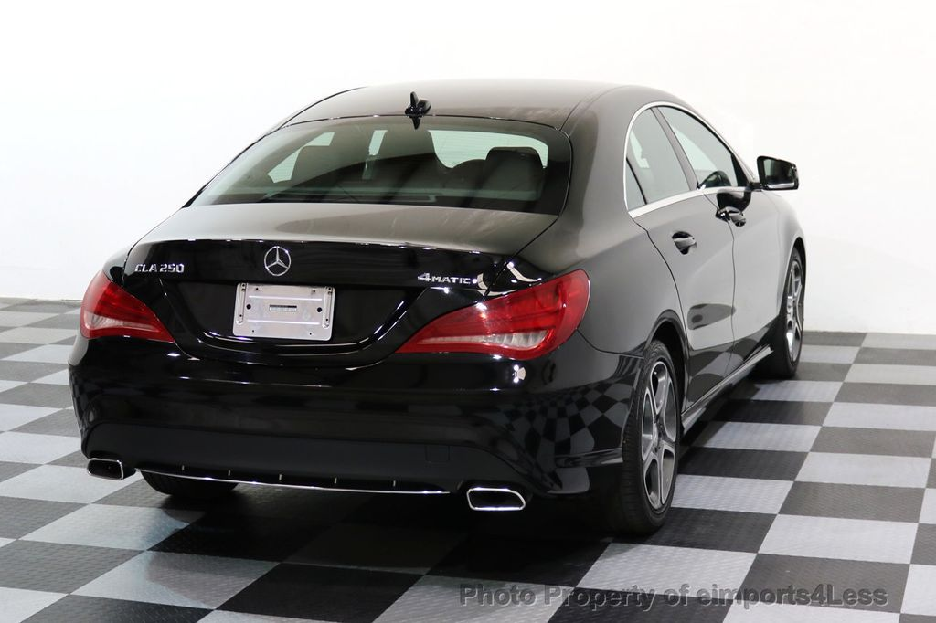 2014 Mercedes-Benz CLA CERTIFIED CLA250 4Matic AWD XENONS CAMERA NAVIGATION - 17369617 - 18