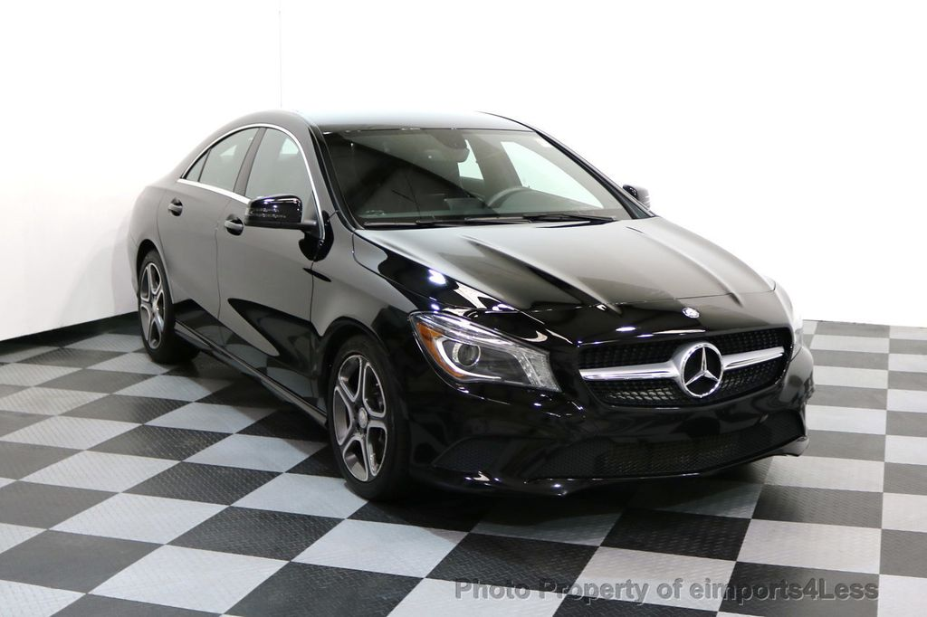 2014 Mercedes-Benz CLA CERTIFIED CLA250 4Matic AWD XENONS CAMERA NAVIGATION - 17369617 - 1