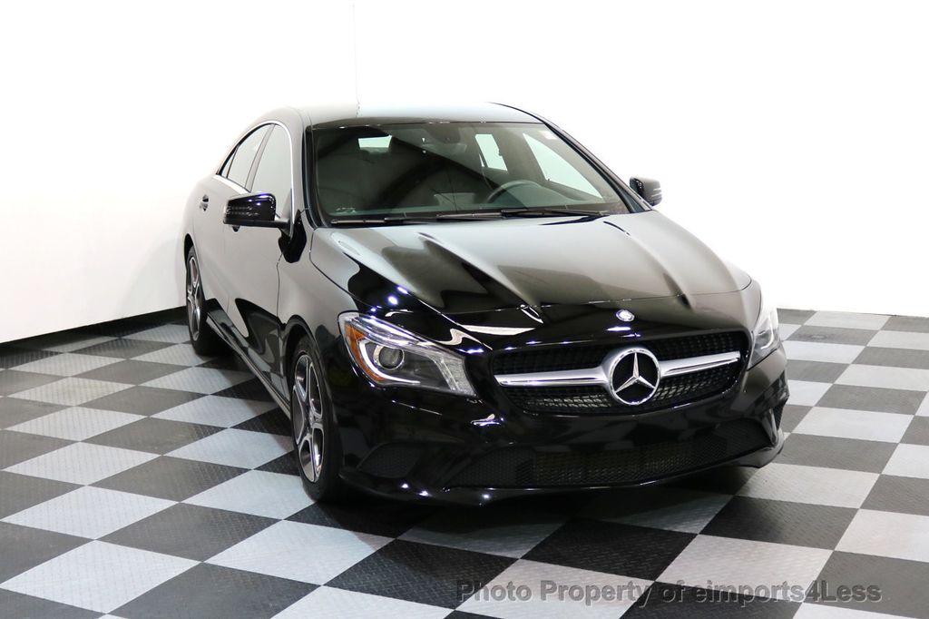 2014 Mercedes-Benz CLA CERTIFIED CLA250 4Matic AWD XENONS CAMERA NAVIGATION - 17369617 - 30