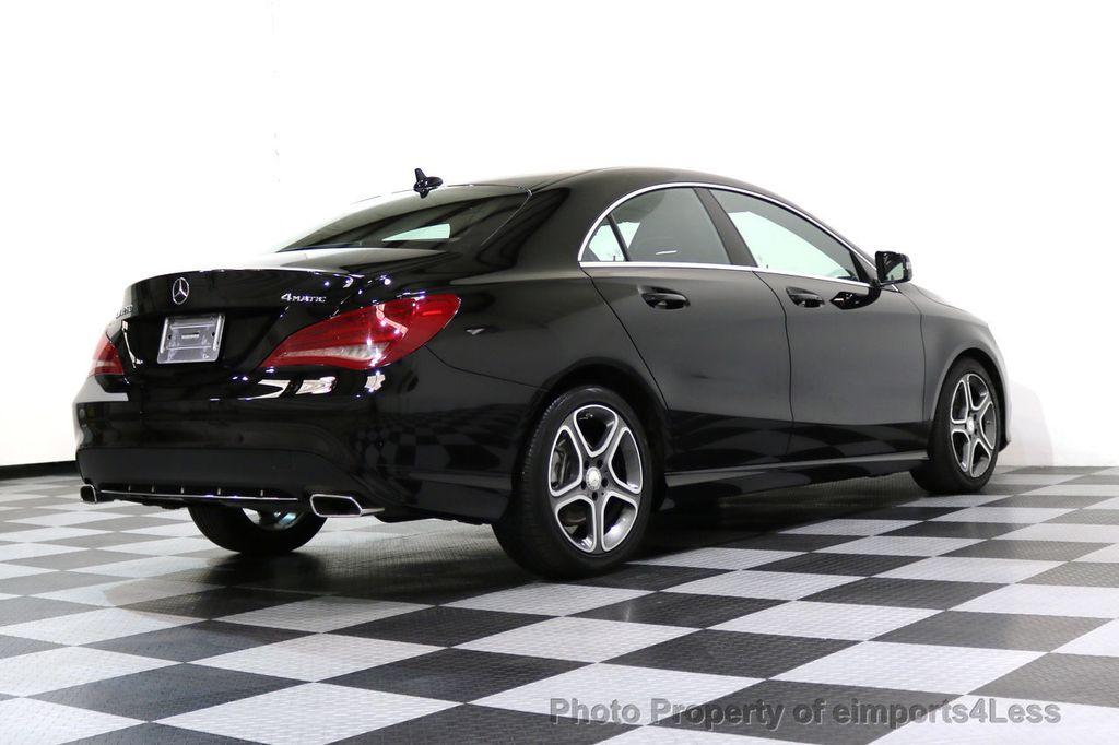 2014 Mercedes-Benz CLA CERTIFIED CLA250 4Matic AWD XENONS CAMERA NAVIGATION - 17369617 - 33