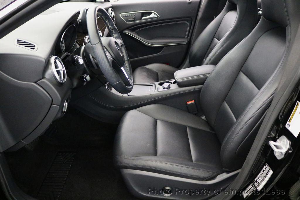 2014 Mercedes-Benz CLA CERTIFIED CLA250 4Matic AWD XENONS CAMERA NAVIGATION - 17369617 - 34