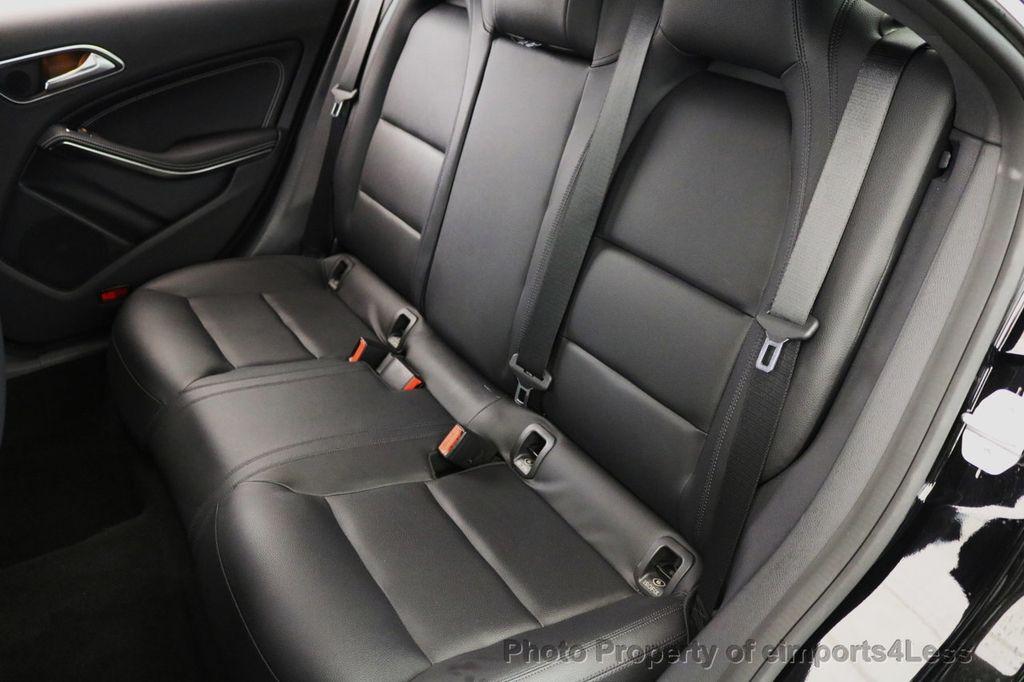 2014 Mercedes-Benz CLA CERTIFIED CLA250 4Matic AWD XENONS CAMERA NAVIGATION - 17369617 - 35