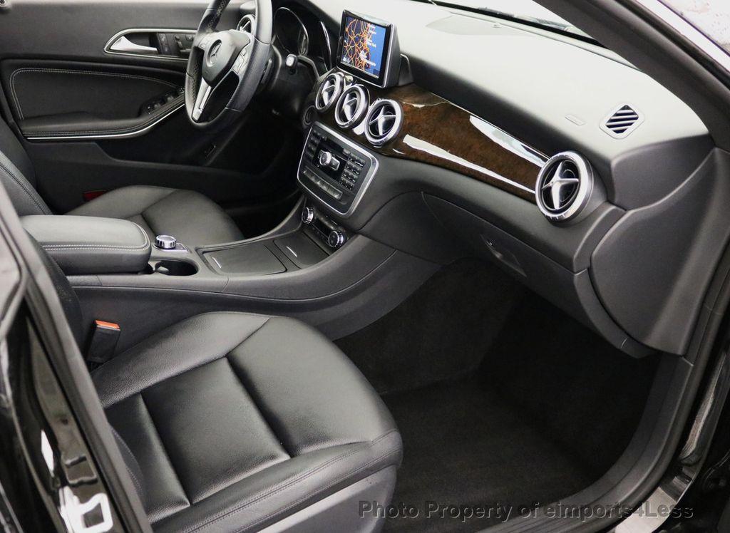 2014 Mercedes-Benz CLA CERTIFIED CLA250 4Matic AWD XENONS CAMERA NAVIGATION - 17369617 - 38