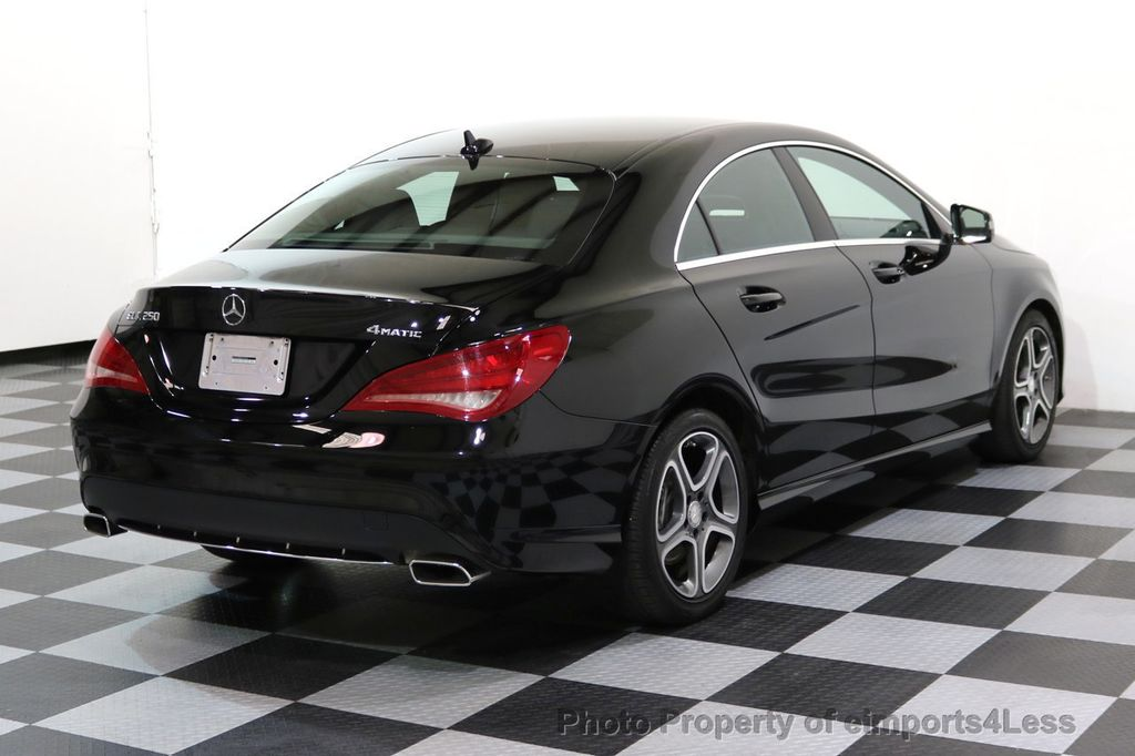 2014 Mercedes-Benz CLA CERTIFIED CLA250 4Matic AWD XENONS CAMERA NAVIGATION - 17369617 - 3