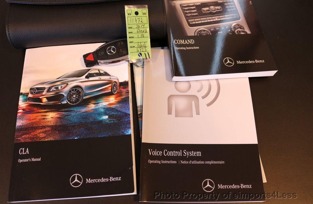 2014 Mercedes-Benz CLA CERTIFIED CLA250 4Matic AWD XENONS CAMERA NAVIGATION - 17369617 - 41