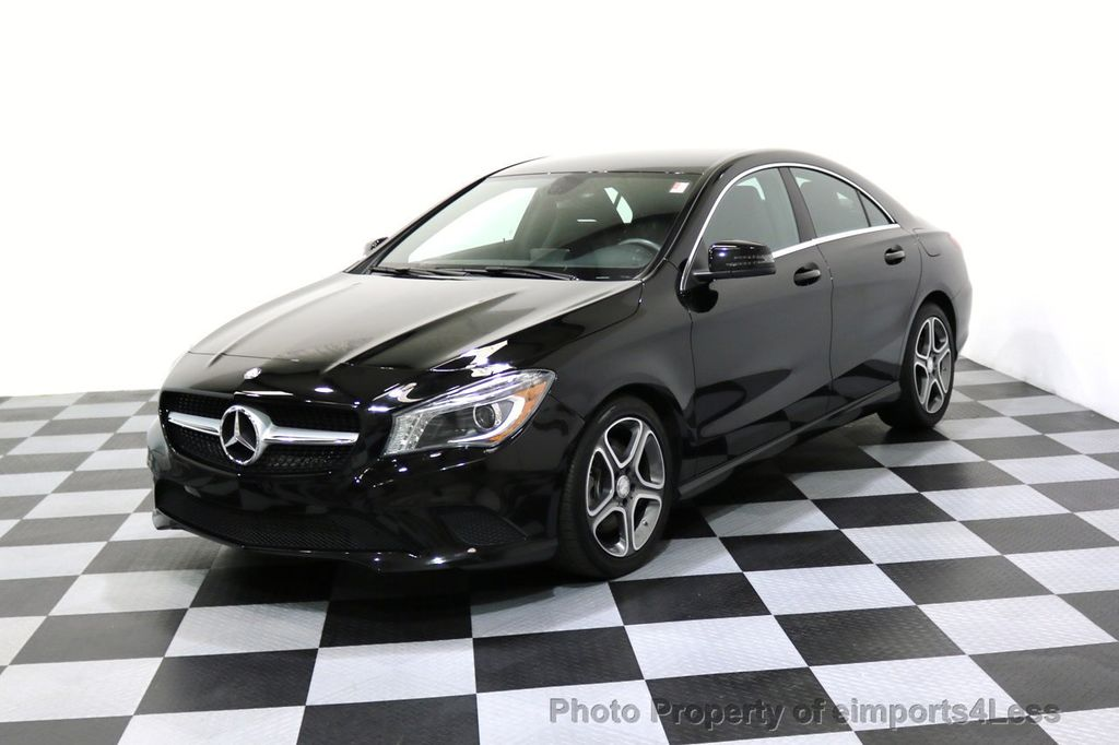 2014 Mercedes-Benz CLA CERTIFIED CLA250 4Matic AWD XENONS CAMERA NAVIGATION - 17369617 - 45