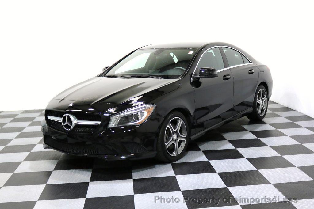 2014 Mercedes-Benz CLA CERTIFIED CLA250 4Matic AWD XENONS CAMERA NAVIGATION - 17369617 - 45