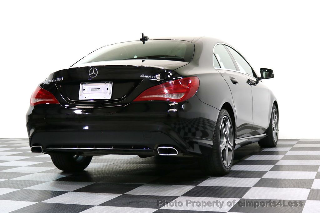 2014 Mercedes-Benz CLA CERTIFIED CLA250 4Matic AWD XENONS CAMERA NAVIGATION - 17369617 - 48