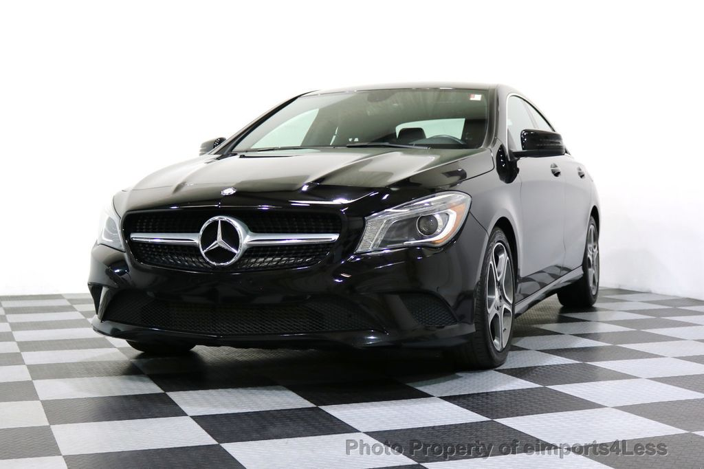 2014 Mercedes-Benz CLA CERTIFIED CLA250 4Matic AWD XENONS CAMERA NAVIGATION - 17369617 - 49
