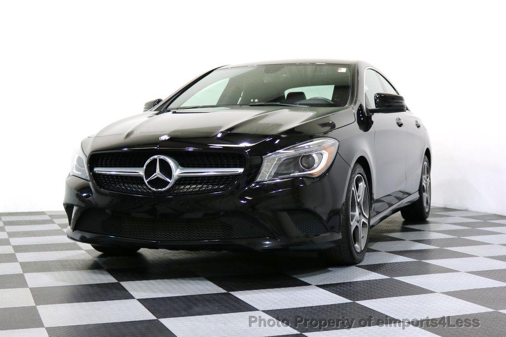 2014 Mercedes-Benz CLA CERTIFIED CLA250 4Matic AWD XENONS CAMERA NAVIGATION - 17369617 - 49
