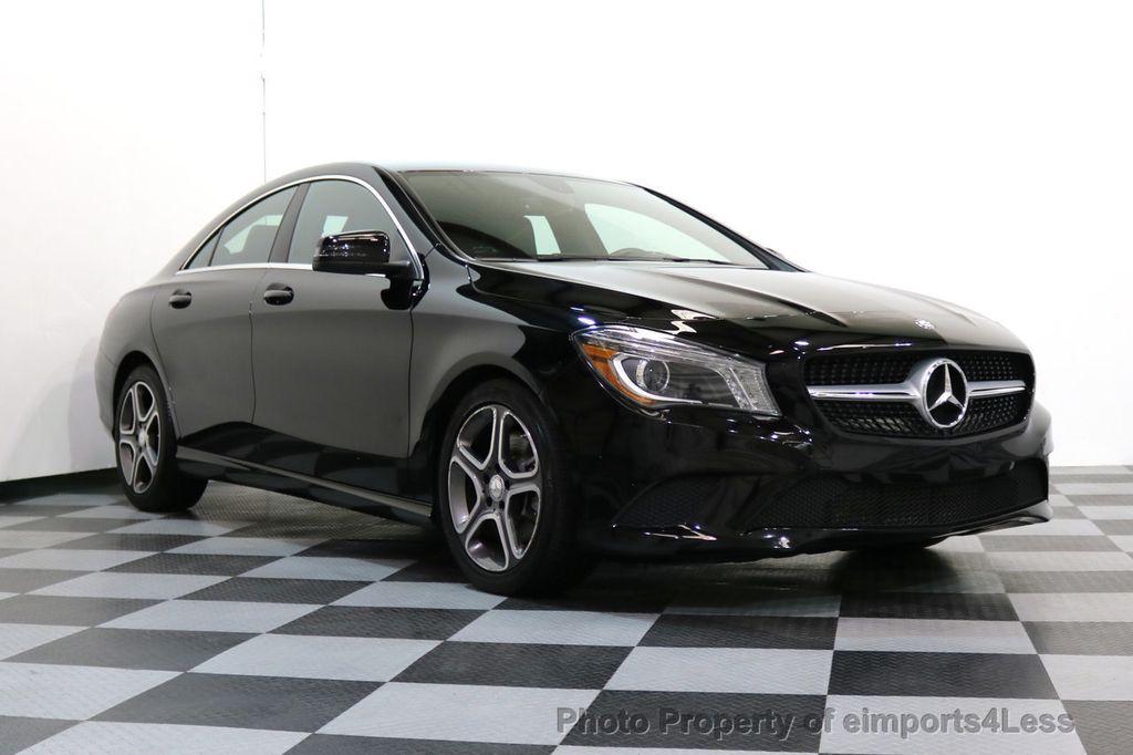2014 Mercedes-Benz CLA CERTIFIED CLA250 4Matic AWD XENONS CAMERA NAVIGATION - 17369617 - 52