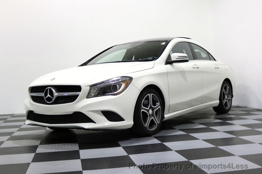 2014 Mercedes-Benz CLA CERTIFIED CLA250 4Matic AWD XENONS PANO NAVIGATION - 17401540 - 13