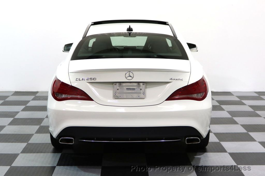 2014 Mercedes-Benz CLA CERTIFIED CLA250 4Matic AWD XENONS PANO NAVIGATION - 17401540 - 16